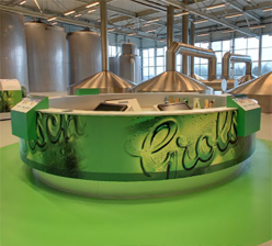 Grolsch Enschede (Google Maps Business View)
